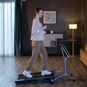mini folding treadmill