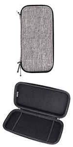 nintendo switch slim case nintendo switch lite carrying case