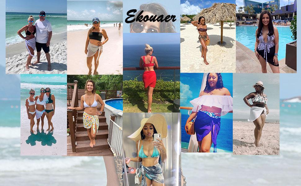 Women Short Sarongs