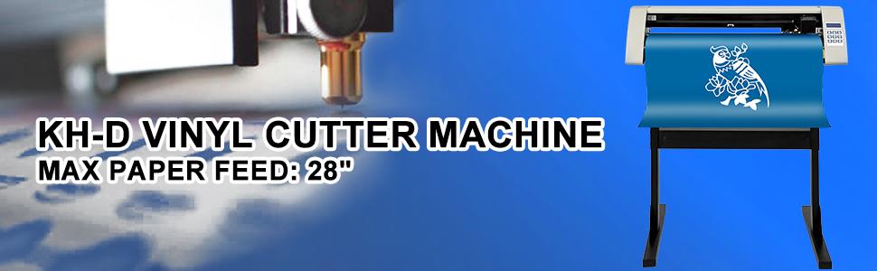 VEVOR Cortador de Vinilo, Máquina de Cortador de Plotter de Vinilo, Plotter de Corte de Vinilo, de 720mm, para Cortar, Blanco: Amazon.es: Electrónica