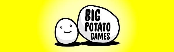 big potato logo