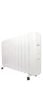 farho Radiador Bajo Consumo Eco R Ultra 660W (4) · Emisor Termico ...