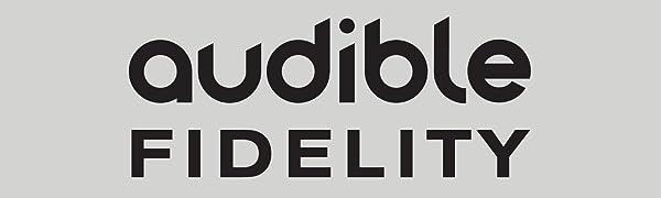 Audible Fidelity Logo