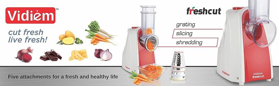 Vidiem, Freshcut, Salad Maker, Chopper, Maya Appliances