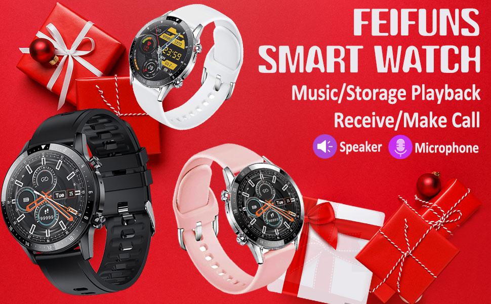 feifuns smart watch