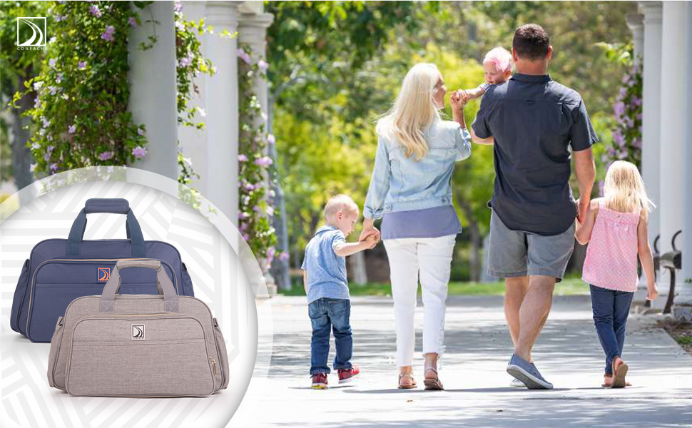 Diaper bag Stroller organizer Portable bassinet Changing pad/mattress Waterproof drawstring bag