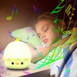 Gelb LED Nachtlicht Kinder Projektor mit Fernbedienung SYOSIN Kronen Entlein projektor mit Musiklautsprecher Timer Drehbares f/ür Geburtstage Halloween Weihnachtsgeschenke Kinderzimmer Dekoration