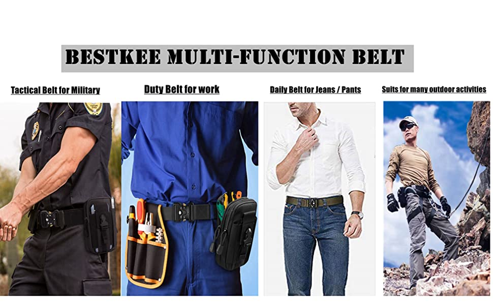 bestkee mulitifunction belt
