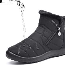 women's winter snow boots gracosy shoes for women