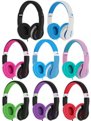 headphones with mic, wired headphones