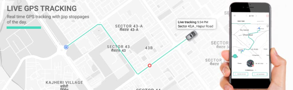 Onelap - Live GPS tracking