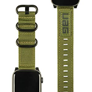 UAG Apple Watch (44mm / 42mm) Case Nato Strap