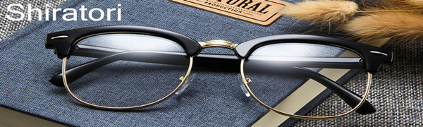 Xinmin HUASHI glasses Ltd offer professional fashion glasses frames with clear lenses.