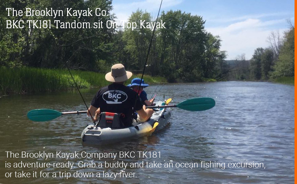 kayak, stable