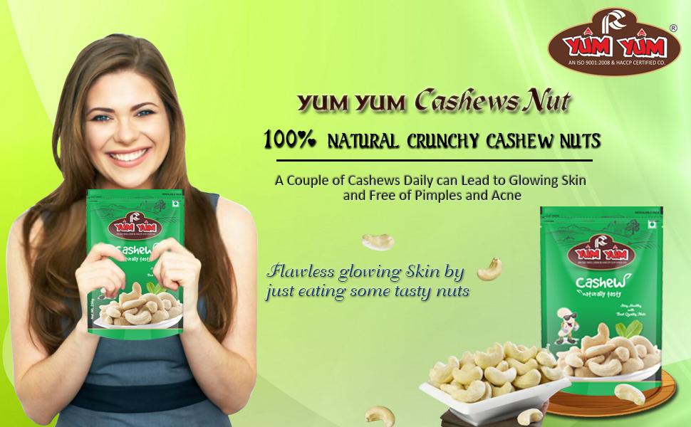 Yum Yum Cashew Nuts