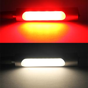red white reading lamp chart light map lamp 12v 24v for RV boat