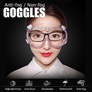 Anti-Fog Sunglasses