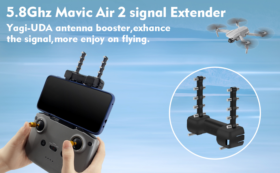 Mavic Air 2 Antenna
