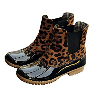 Just Because Boot Leopard card