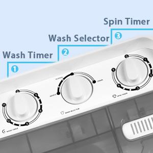 twin tub washing machine camping washing machine compact washing machine cheap washer cloths washer