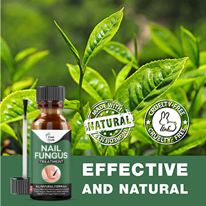 nail fungus treatment all natural fingernail repair and toe nails  EXTRA STRONG Nail Fungus Treatment -Made In USA, Best Nail Repair Set, Stop Fungal Growth, Effective Fingernail & Toenail Health Care Solution, Fix & Renew Damaged, Broken, Cracked & Discolored Nails 35f04a0f 5fd4 4e8b aa17 9a903b70cb80