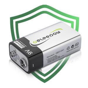 usb 9v batteries