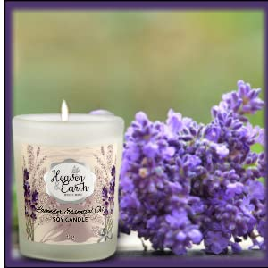 Soy aromatherapy spa candle