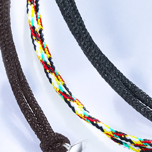 braided ropes durable slim  skin-friendly
