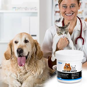 dog eye cleaner
