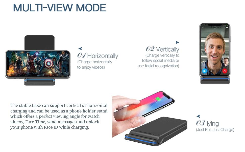 multi view mode