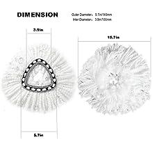 FAMEBIRD Microfiber Spin Mop Head Refill