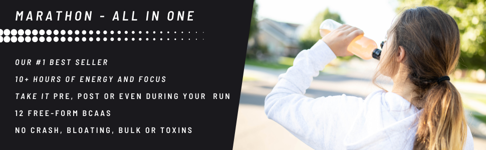 6am run 6 am run preworkout powder pre workout post workout marathon sprint runners supplements