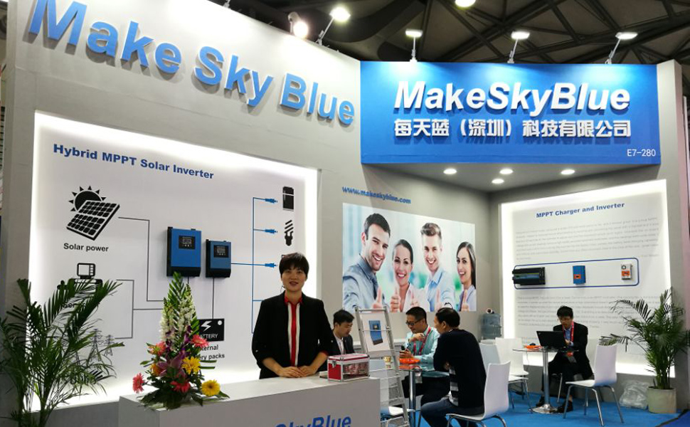 MakeSkyBlue