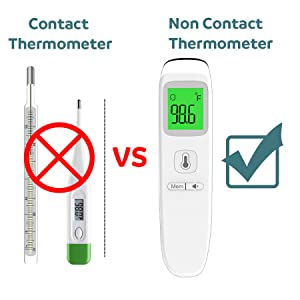 touchless thermeometer