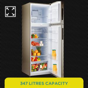 347 Litres Capacity