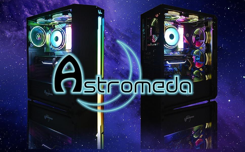 astromeda sirius