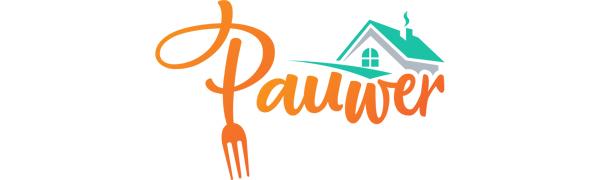 Pauwer Logo design