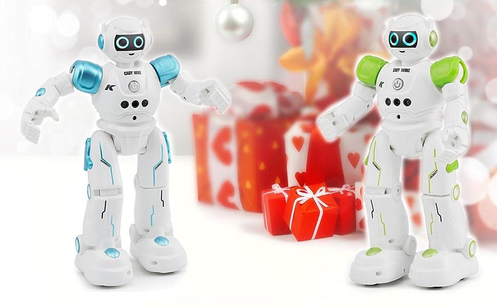 Children's Day gifts smart robot toys birthday present gift for kids