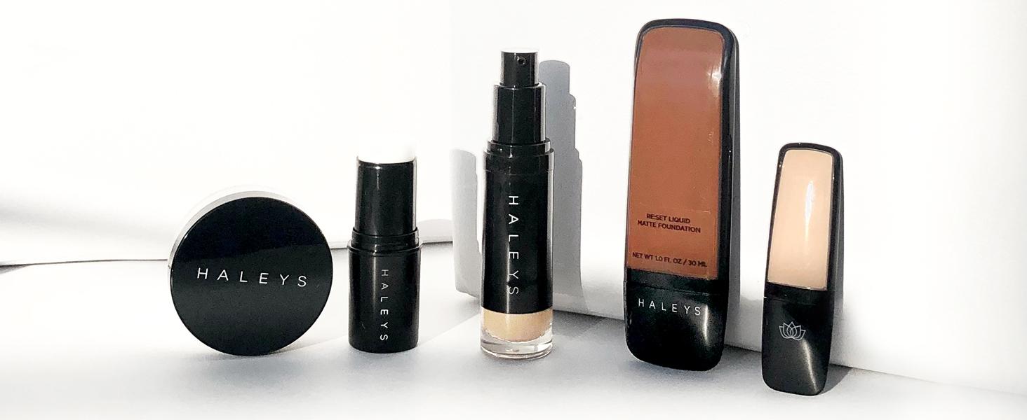 haleys makeup