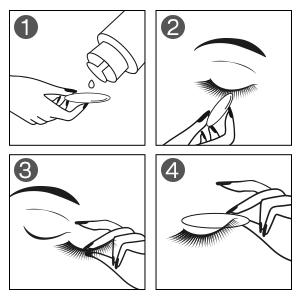 calailis false eyelash