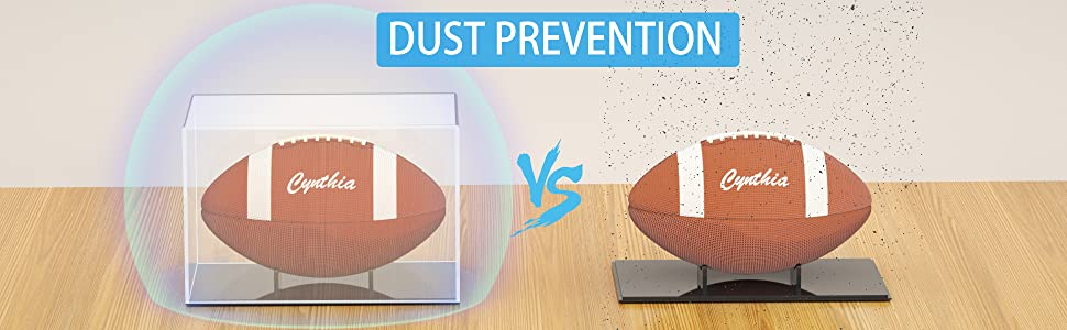 dust prevention