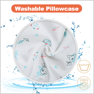 washable pillowcase