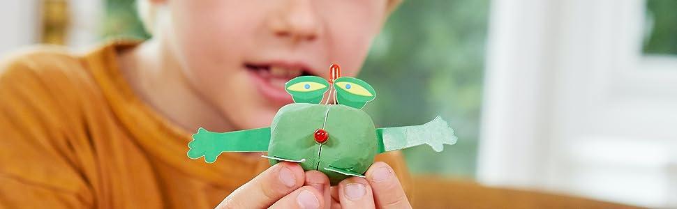 STEM, Electro Dough Fantasy, Play Doh, Toy, Educational
