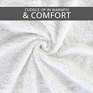 Cuddle Up in Warmth and Comfort