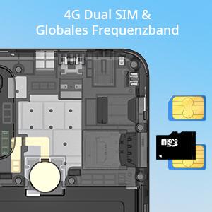 dual sim smartphone 4g