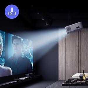 home cinema projector proiettore