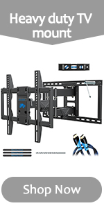 heavy duty tv wall mount for large tvs