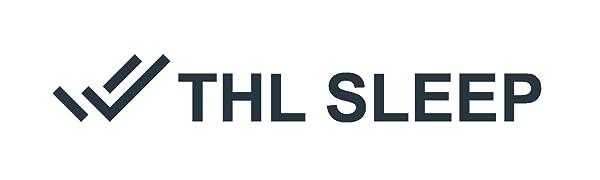 Thl sleep premium blue light blocking glasses for sleep logo