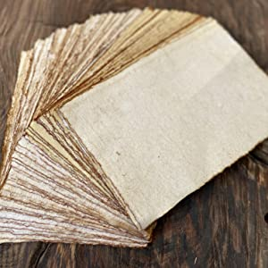 Handmade Vintage Paper
