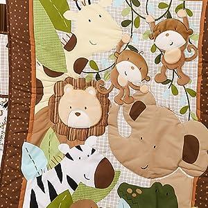 baby quilt cotton comforter set